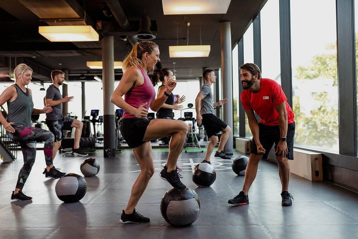 Expansionsberatung lifefit group fitness first